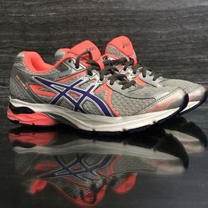 ASICS Gel Flux athletic shoes size 8